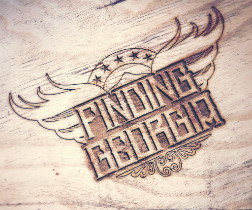 Finding Georgia Country Rock Band Finding-Georgia Logo