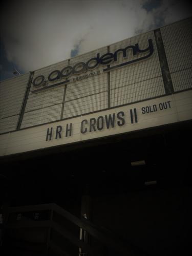 Finding Georgia HRH CROWS 2019